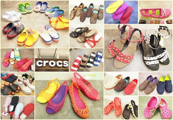 クロックスの2014春夏新作 crocs-spring-summer 2014