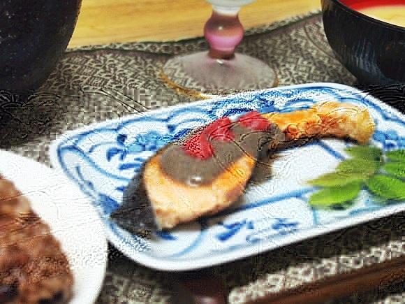 サイビーをアレンジしてみた!焼き鮭編レシピ