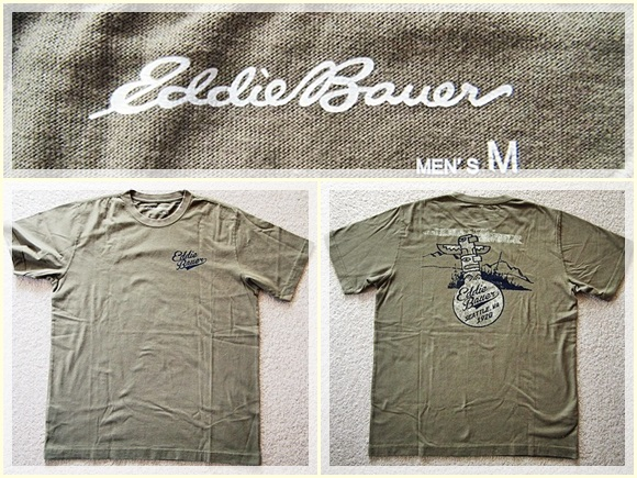 エディー・バウアー  Tシャツ eddie-bauer-tshirts