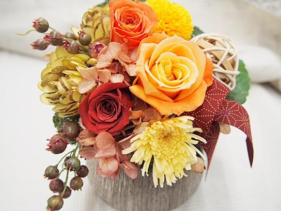 アーティフィシャルフラワーを見破れない日比谷花壇の花あそび