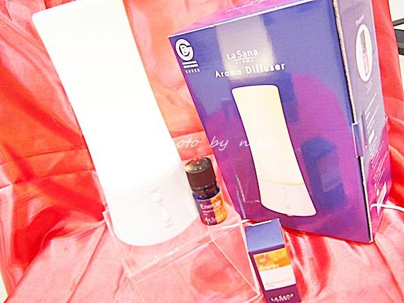 LaSana ラサーナ アロマディフューザー lasana-aroma-diffuser