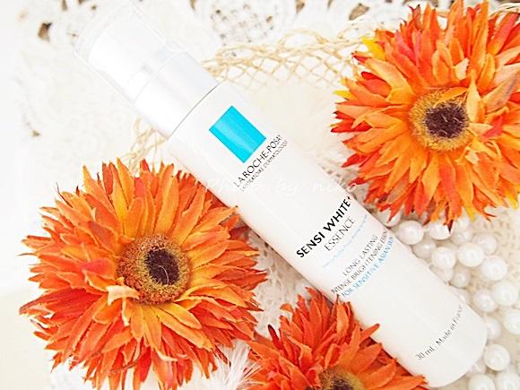 エイジングケアのできる敏感肌用美容液はラロッシュポゼセンシホワイトエッセンス