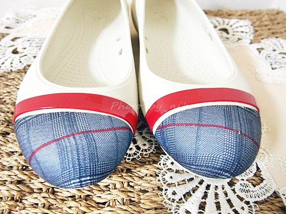 cap toe plaid flat (29)