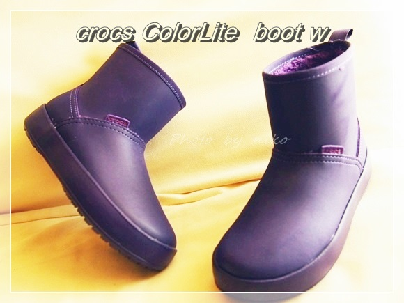 crocs ColorLite  boot w (16)