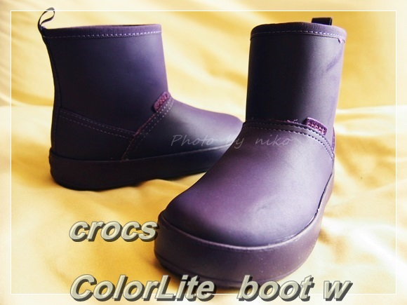 crocs ColorLite  boot w (2)