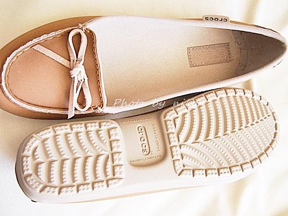 crocs wrap ColorLite ballet flat