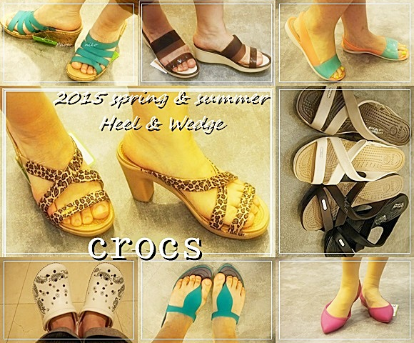 crocs 2015 spring wedge