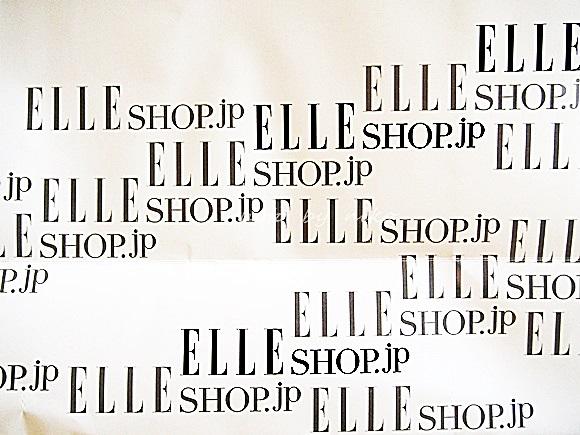 ELLE SHOP(エル・ショップ)秋冬の新作コレクションイベントへ