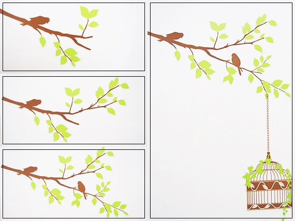 Wall stickers (20)