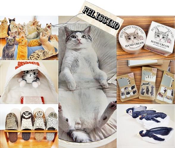 フェリシモ 猫、フクロウ、ペンギン動物雑貨勢ぞろい!こんなの欲しかったが形になった