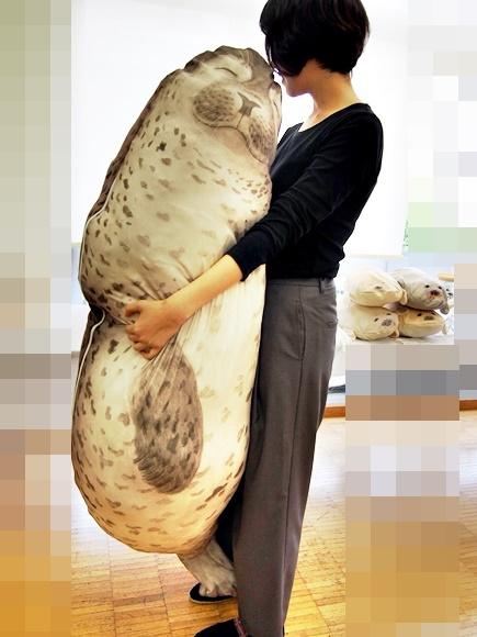 felissimo-azarashi-seal (15)