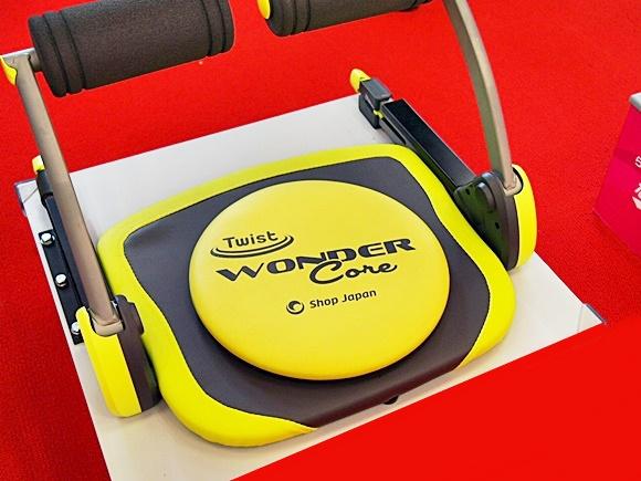 ワンダーコアツイストの効果的な使い方!ワンダーコアスマート+ツイストボードでくびれに