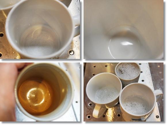 茶渋 漂白剤