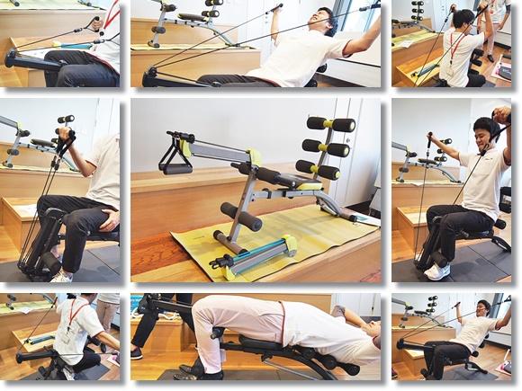ワンダーコア2は倒れるだけで腹筋よりも効果的に本格エクササイズできる