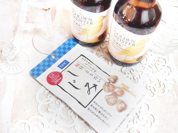 DHC しじみ サプリメントの口コミ!肝臓のために毎日、とりたい摂りたいアルギニンサプリメント