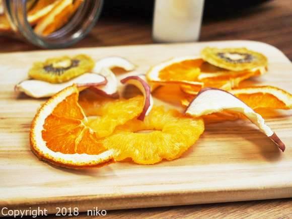 パワーマジックフライヤー レシピ ドライフルーツ 作り方