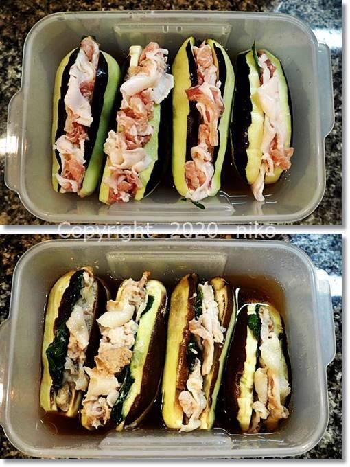 フォーサ 角型 豚肉 なす レシピ