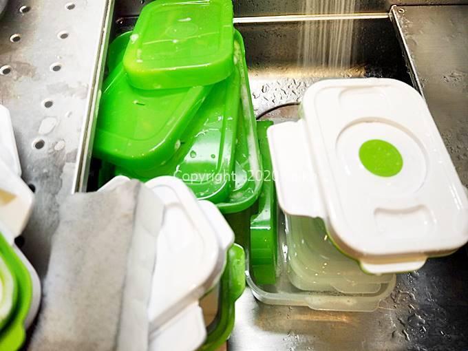 フォーサ 角型 洗い方 お手入れ方法